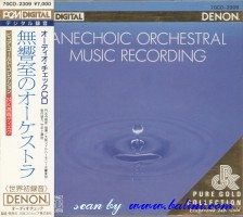Various Artists, Anechoic Orchestral, Denon, 70CO-2309