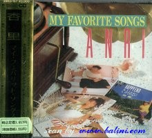 Anri, My Favorite Songs, For Life, 39KD-157