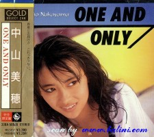 Miho Nakayama, One and Only, King, 330A 50086