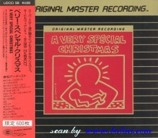 Various Artists, A Very Special Christmas, MFSL Ultradisc, UDCD 508