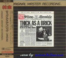 Jethro Tull, Thick as a Brick, MFSL Ultradisc, 48UD 510
