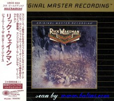 Rick Wakeman, Journey to the Centre, of the Earth, MFSL Ultradisc II, UDCD 633
