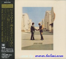 Pink Floyd, Wish you were here, Sony, SRCS 6762