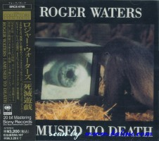 Roger Waters, Amused to death, Sony, SRCS 6766