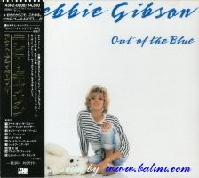 Debbie Gibson, Out of the Blue, Warner-Pioneer, 43P2-0008