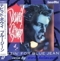 David Bowie, Jazzin for blue Jean, Toshiba, JM038-0018