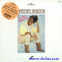 Whitney Houston, The No 1 Video Hits, BMG, BVMP-24
