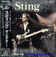 Sting, The videos I, VideoArts, VAL-3515