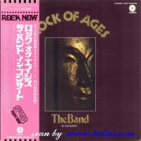 The Band, Rock of Ages, Capitol, ECP-93067B