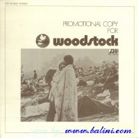 Various Artists, Promotional Copy, for Woodstok, Nippon, MI3003