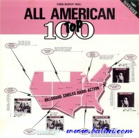 Various Artists, All American Top 100, Vol. 40, Sony, XAAP 90032
