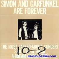 Simon And Garfunkel, Are Forever, Sony, XAAP 90038