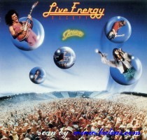 Journey, Live Energy, Sony, XDAP 93035