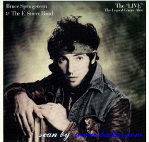 Bruce Springsteen, The Live, Sony, XDAP 93156