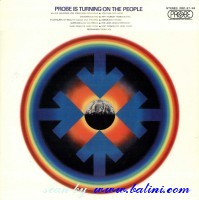 Various Artists, Probe is Turning on,  the People, Toshiba, PRP-37.38