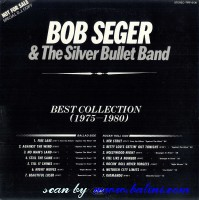 Bob Seger, Best Collection 1975-1980, Toshiba, PRP-8136