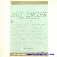 Various Artists, Hot Singles, Toshiba, PRP-8210