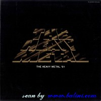 Various Artists, The Heavy Metal 81, WEA, PS-187