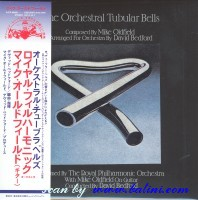 Mike Oldfield, The Orchestral, Tubolar bells, Virgin, VJCP-68856
