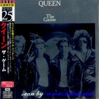 Queen, The Game, Toshiba, TOCP-65110
