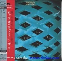 The Who, Tommy, Polydor, UICY-76521