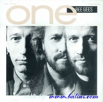 Bee Gees, One, WEA, PCS-24
