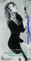 Mariah Carey, Special Sampler, Sony, XCEP 92001