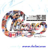 Chicago, The Heart of 1967-1998 II, WEA, PCS-318