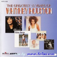 Whitney Houston, The Greatest 13 Years of, BMG, PDTD-1200