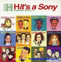 Various Artists, Hits a Sony Dic.96 vol.11, Sony, XDCS 93255.6