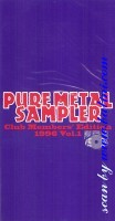 Various Artists, Pure Metal Sampler, Vol.1, Victor, CDES-206