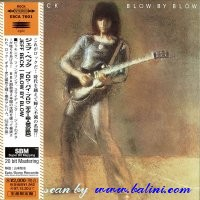 Jeff Beck, Blow By Blow, Sony, ESCA 7601
