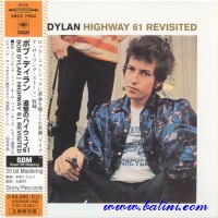 Bob Dylan, Highway 61 Revisited, Sony, SRCS 7904