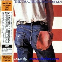 Bruce Springsteen, Born In The USA, Sony, SRCS 7908