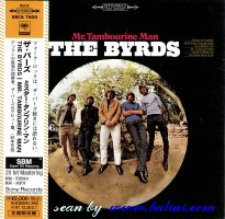 The Byrds, Mr. Tambourine Man, Sony, SRCS 7909