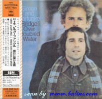 Simon And Garfunkel, Bridge Over Troubled Water, Sony, SRCS 7915