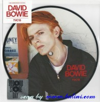 David Bowie, TVC15, Wild is the Wind, Parlophone, DBTVC40