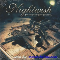 Nightwish, Endless Forms, Most Beautiful, NuclearBlast, NB 3529-8