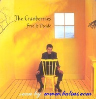 The Cranberries, Free to Decide, Island, CIDDJ637