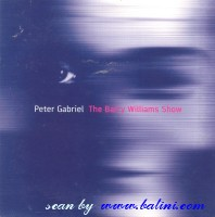 Peter Gabriel, The Barry Williams Show, (Europe), Virgin, PGSCDJ13