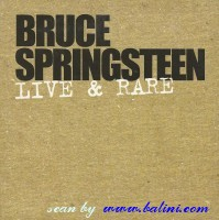 Bruce Springsteen, Live and Rare, Columbia, SAMPCM 12867