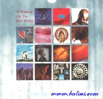 Various Artists, A Window on Real World, RealWorld, 70876-13271-2-0