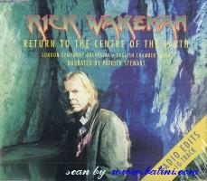 Rick Wakeman, Return to the Centre of, the Earth, EMI, RETURN 1