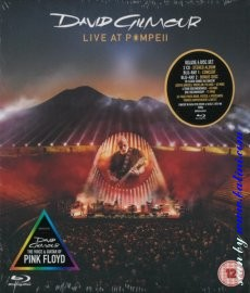 David Gilmour, Live at Pompeii, Sony, 88985464862