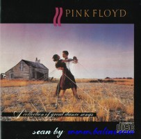 Pink Floyd, A collection of great, dance songs, CBS, CDCBS 85641