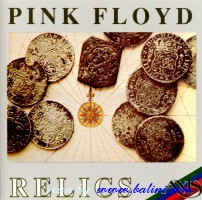 Pink Floyd, Relics, Axis, CDAX 701290