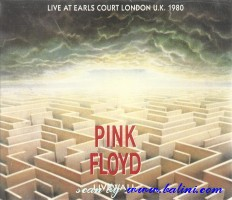Pink Floyd, Live Wall, Other, GSCD 2100