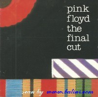Pink Floyd, The final cut, EMI, CDP 7 46129 2