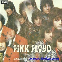 Pink Floyd, The piper at the, gates of dawn, EMI, CDP 7 46384 2