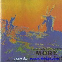 Pink Floyd, More, EMI, CDP 7 46386 2